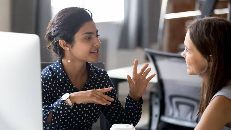 Slušni učni tipi se radi pogovarjajo sami s seboj